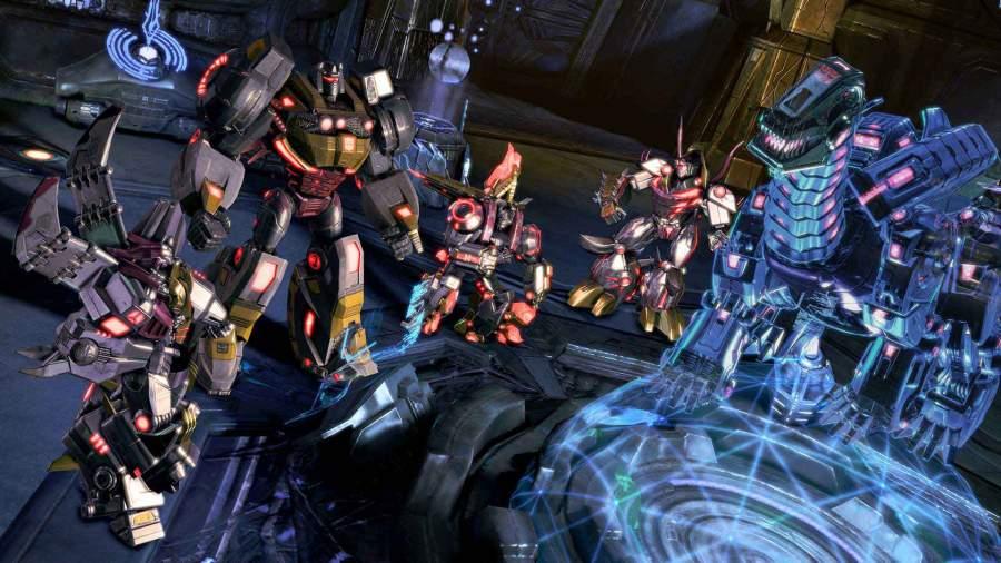 Transformers: War for Cybertron Season 1