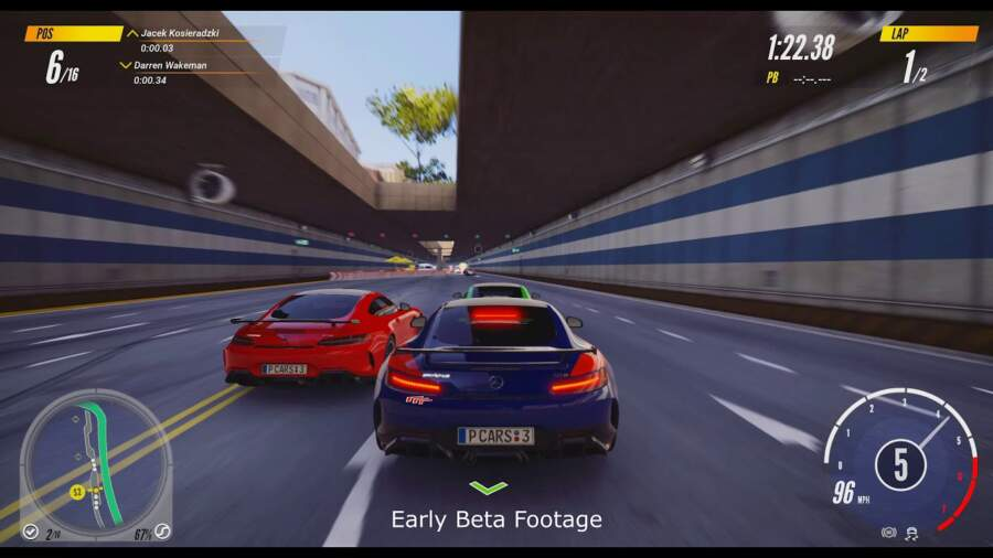 Project Cars 3 First Gameplay
