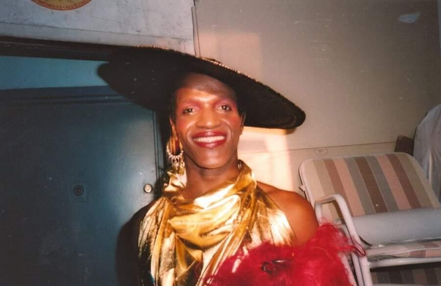Marsha P. Johnson Biography
