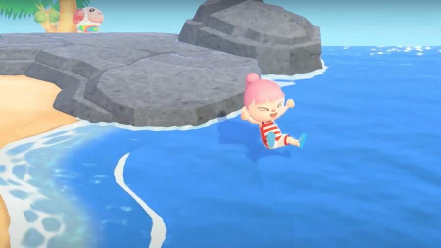 Animal Crossing New Horizons Summer Update
