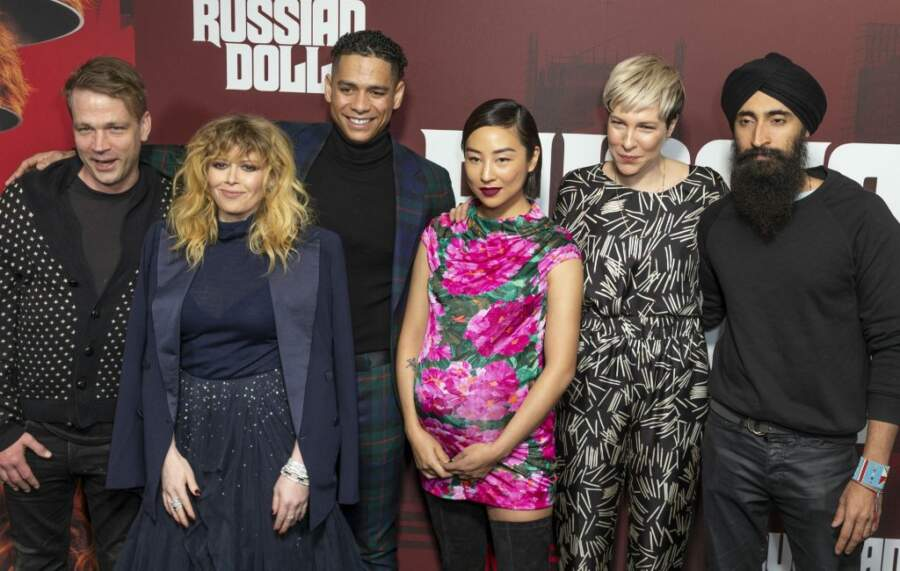 Russian Doll Season 2 cast details