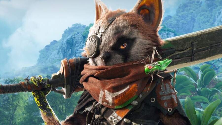 Biomutant Game release date