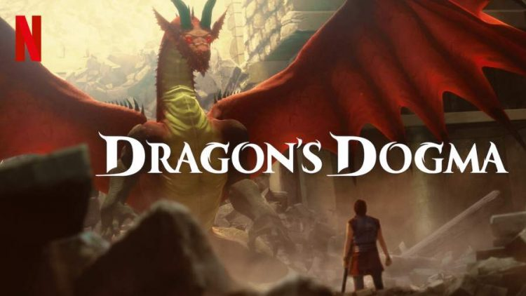 Dragon's Dogma anime release date