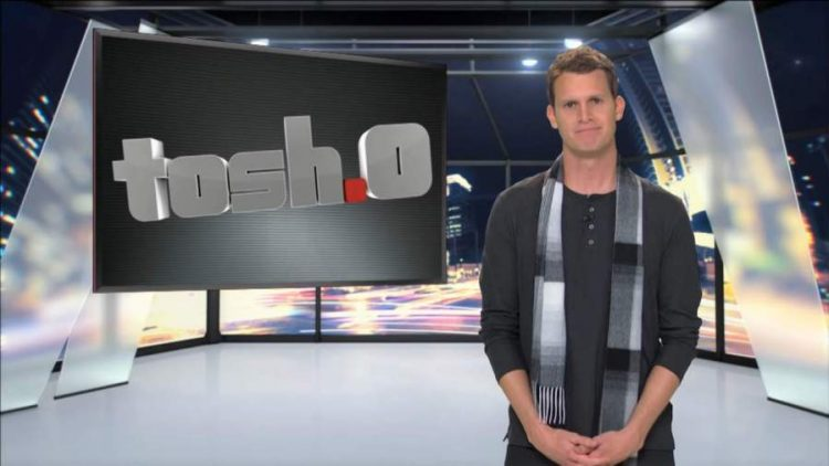 'Tosh.0' Cancelled at Comedy Central