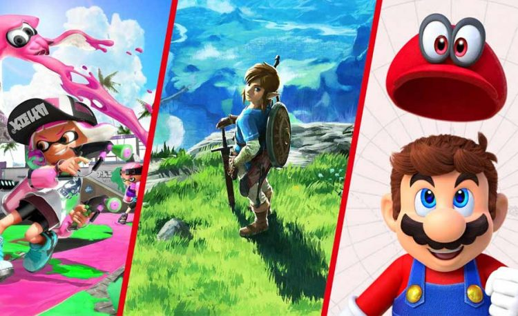 10 Best Nintendo Switch Games in 2020