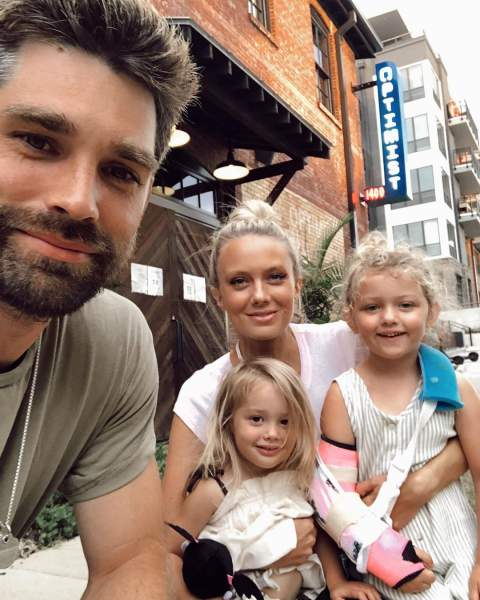 Melissa Ordway husband and kids