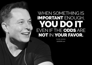 Famous Quotes by Elon Musk