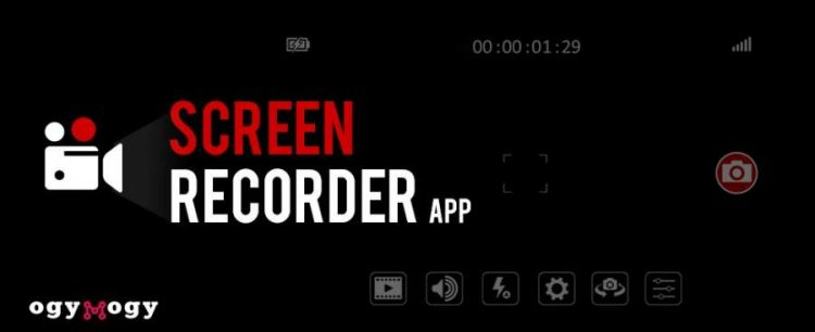Screen Recording App: OgyMogy