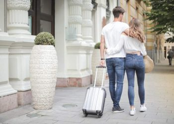8 Reasons Why You Should Travel with Your Partner