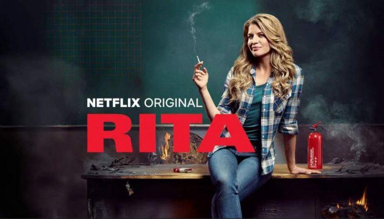 Netflix is working on 'Rita' Movie