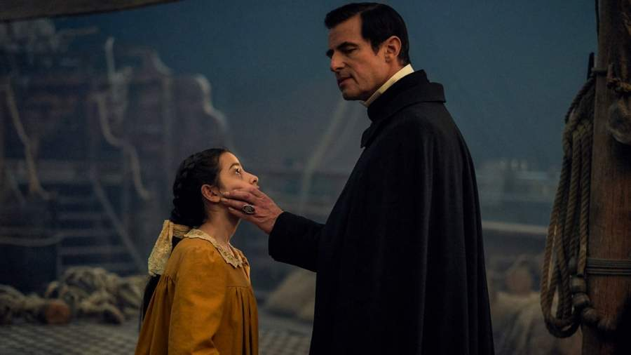 Dracula season 2 storyline