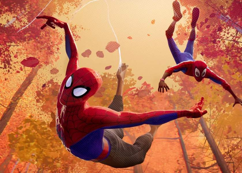 Spiderverse 2 plot