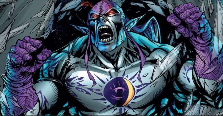 Who is Stargirl's Eclipso