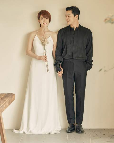 Jo Jung Suk and Gummy first baby