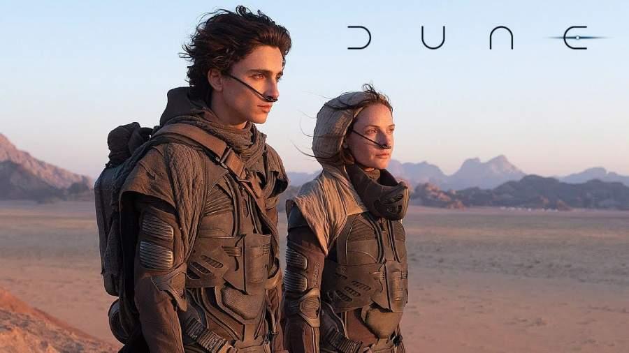 Dune movie plot