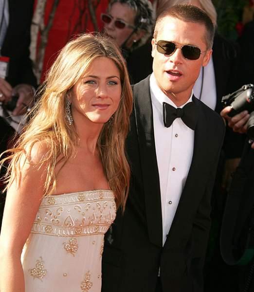Brad Pitt and Jennifer Aniston news