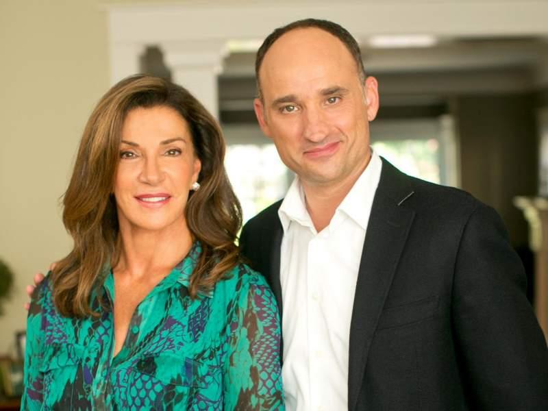 David Visentin wife Krista Visentin