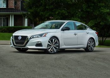 Nissan 2020 Altima review