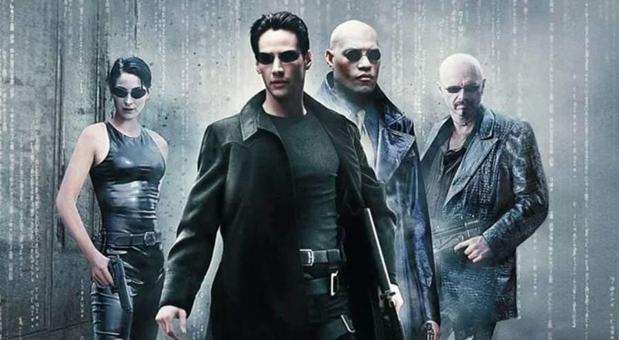 The Matrix 4 plot