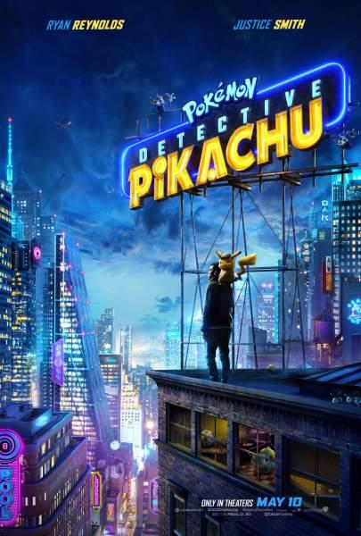 Detective Pikachu plot