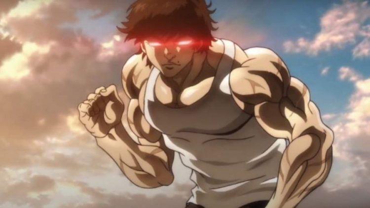 Baki Season 4 release date Netflixs