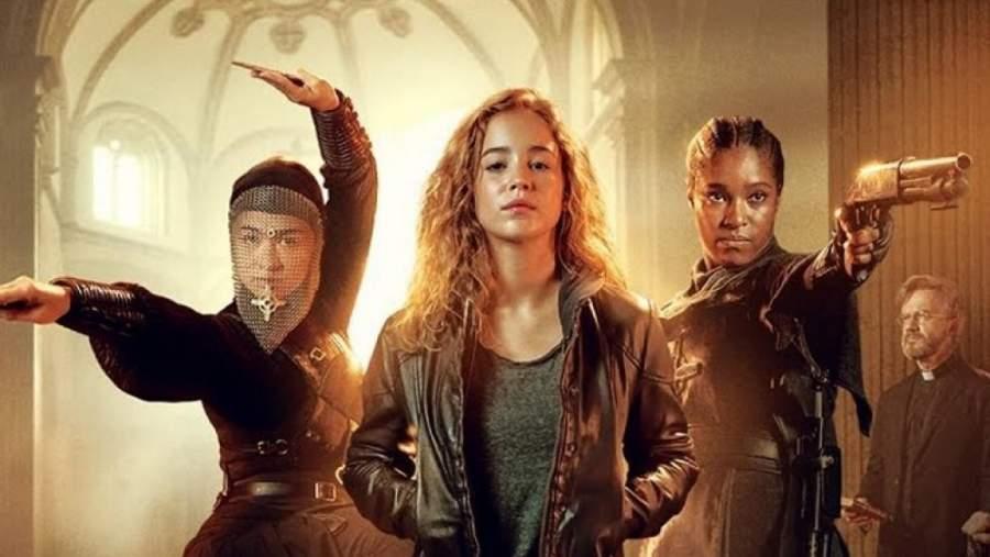 Netflix renewed Warrior Nun season 2