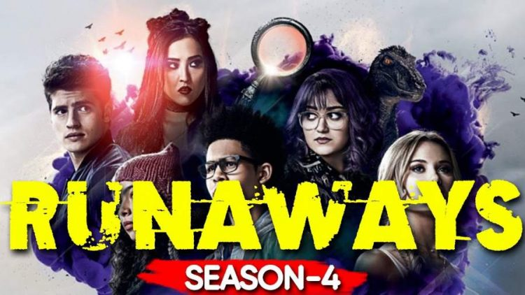 Marvel's Runaways Season 4 Release Date