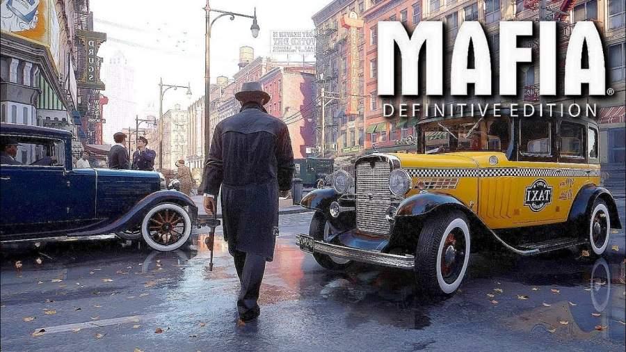 Mafia Definitive Edition Trilogy Details