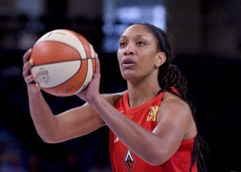 A'ja Wilson WNBA's Most Valuable Player
