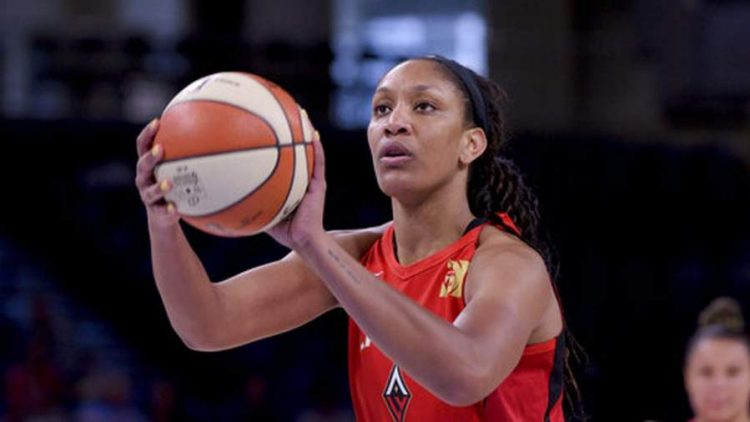 A'ja Wilson WNBA's Most Valuable Player