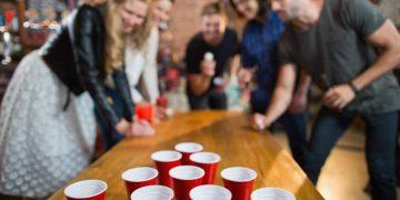8 Fun Drinking Games