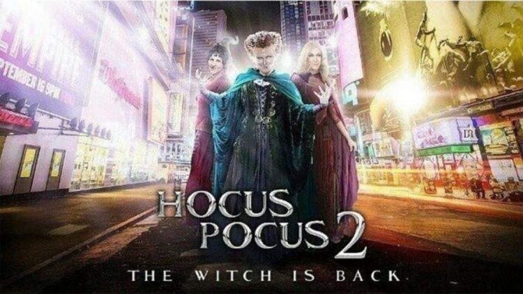 Hocus Pocus 2 Release date