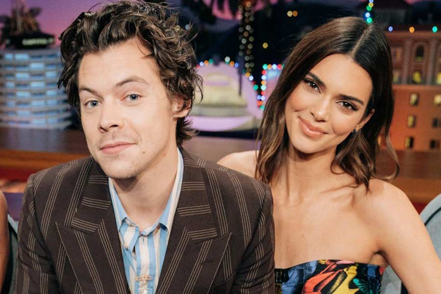 Harry Styles and Kendal Jenner