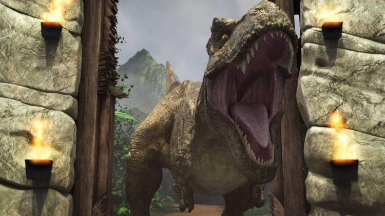 Jurassic World Camp Cretaceous Season 1 plot