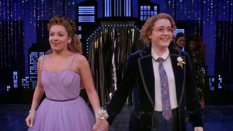 Netflix Musical The Prom