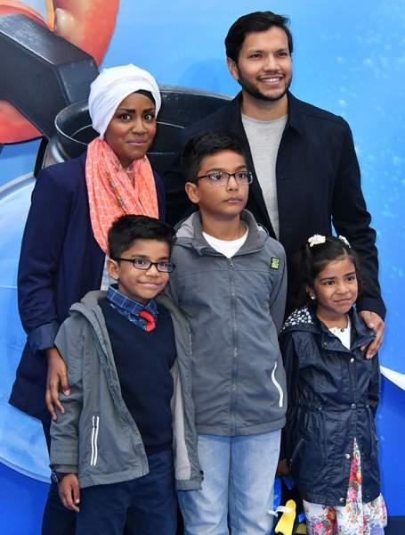 Nadiya Hussain husband Abdul Hussain