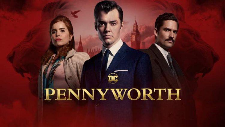 Pennyworth season 2 release date