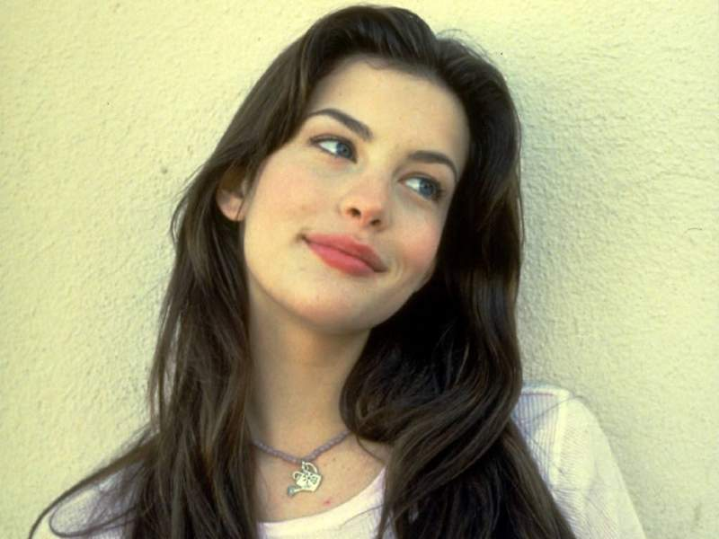 Liv Tyler early life