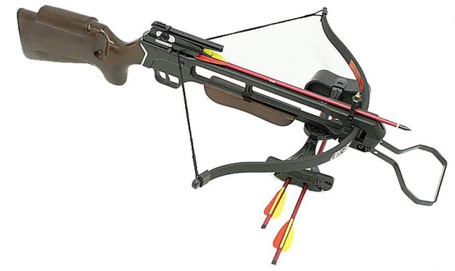 150 lbs Wood Crossbow