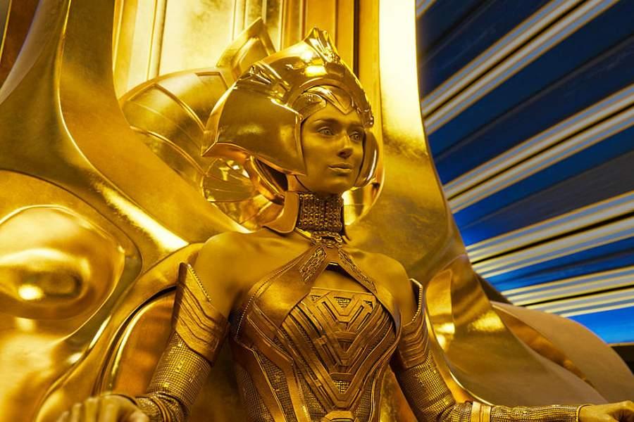 Elizabeth Debicki my return in Guardians of The Galaxy Vol. 3