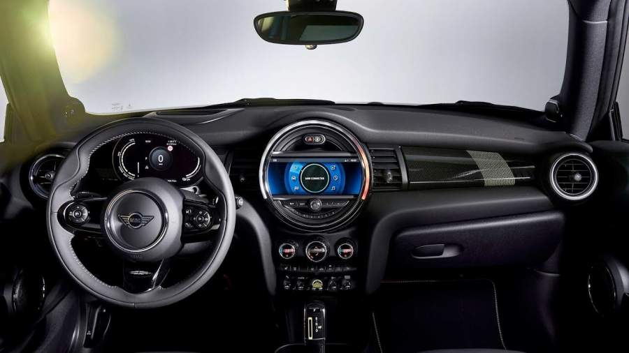 Safety and security of 2020 MINI Cooper