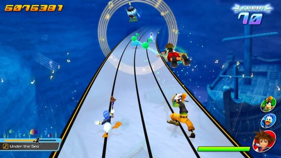 Kingdom Hearts Melody of Memory storyline