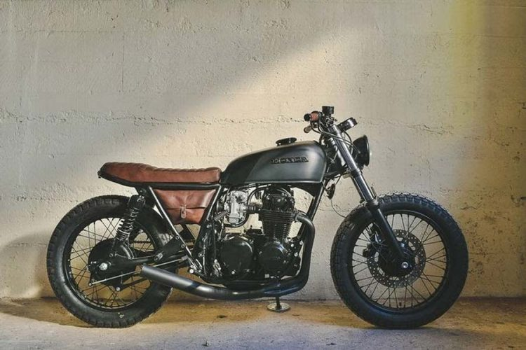 12 Myths About Cafe Racers 2 seater