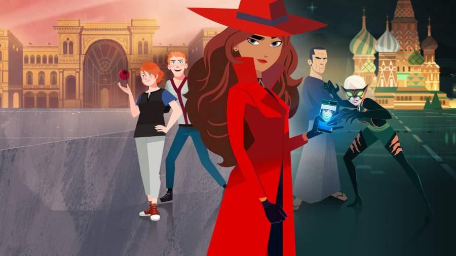 Carmen Sandiego season 3