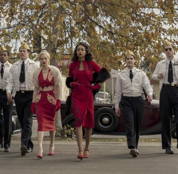 Hollywood Season 2 cast