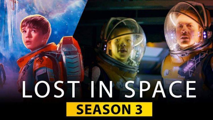 Lost in Space season 3 release date