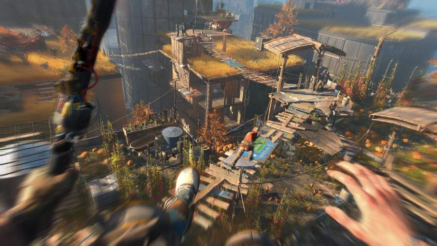 Dying Light 2 game setting