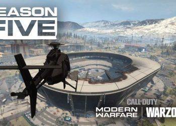 Call of Duty Warzone Season 5 update