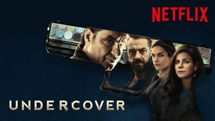 Undercover season 2 netflix release date