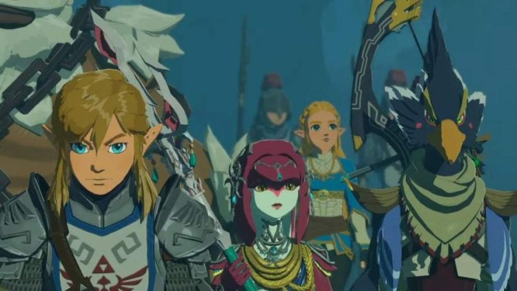 Hyrule Warriors: Age of Calamity Release Date